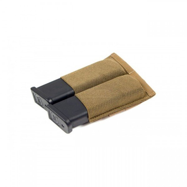 Blue Force Gear Ten-Speed Double Pistol Mag Pouch - Coyote