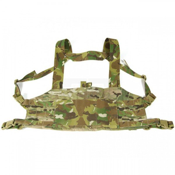 Blue Force Gear Ten-Speed SR25 / 7.62 Chest Rig - Multicam
