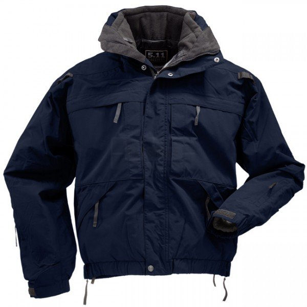 5.11 5-in-1 Jacket - Dark Navy
