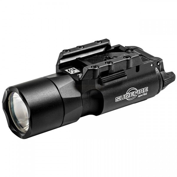 Surefire X300U-A LED Handgun & Long Gun Weapon Light - Black