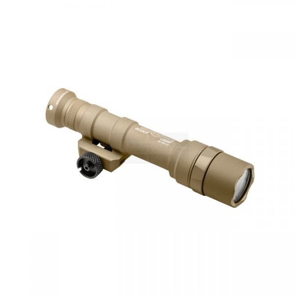 Surefire M600U Scout Light LED Weapon Light - Tan