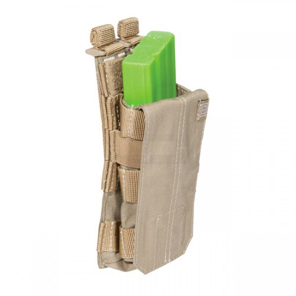 5.11 Single AR15 Magazine Pouch - Sand