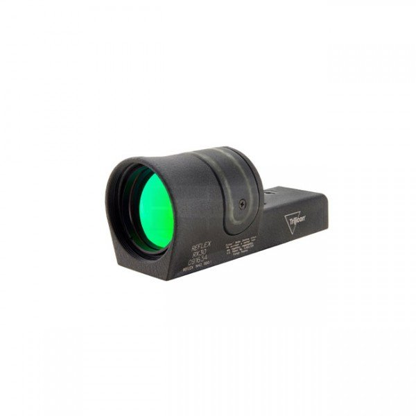 Trijicon RX30 42mm Reflex Sight - 6.5 MOA Dot Amber