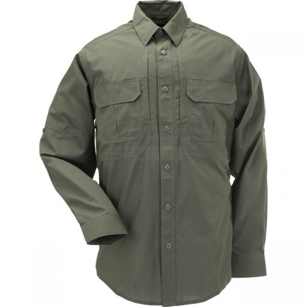 5.11 Taclite Pro Long Sleeve Shirt - TDU Green