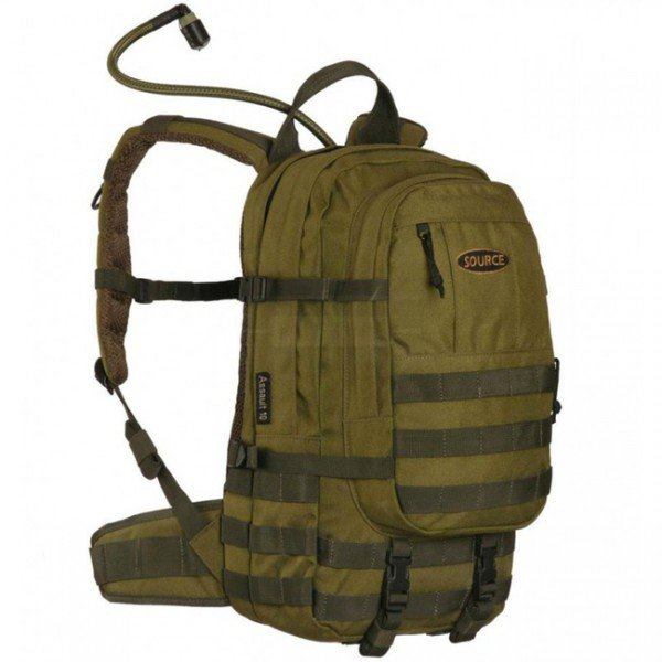 SOURCE Assault 20L Hydration Cargo Pack - Olive