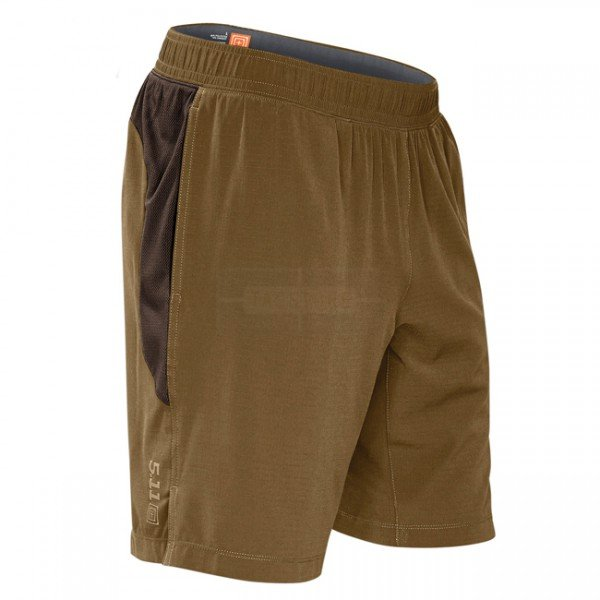5.11 RECON Training Short - Battle Brown
