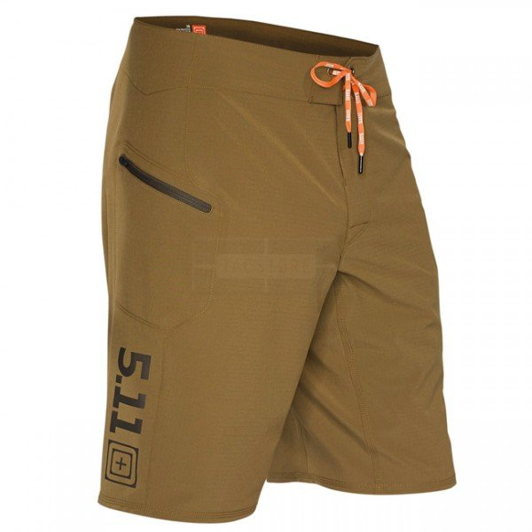 5.11 RECON Vandal Short - Battle Brown
