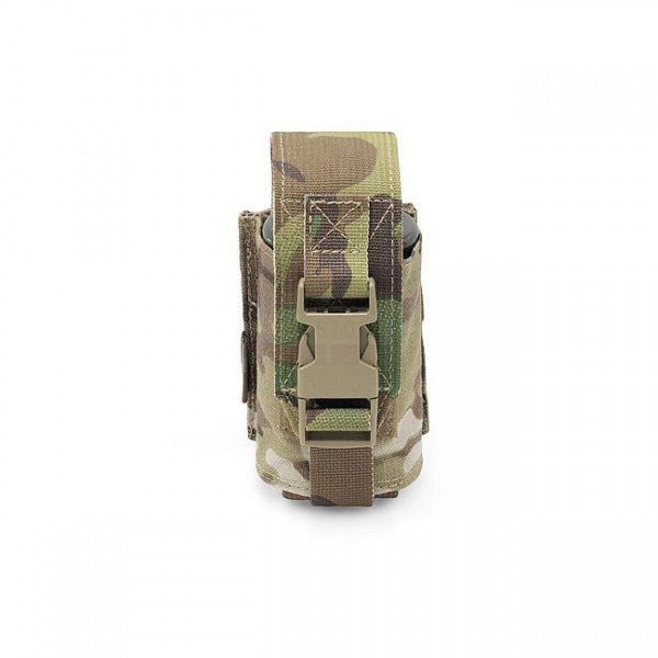 Warrior Single Smoke Grenade Pouch - Multicam