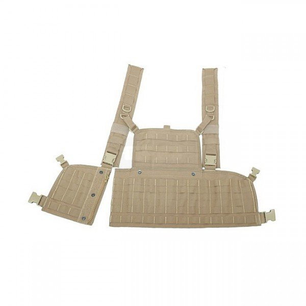 Warrior 901 Chest Rig - Coyote