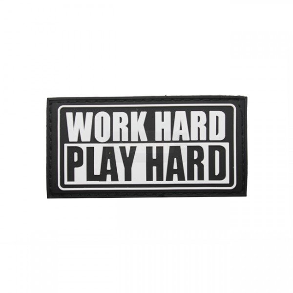Pitchfork Work Hard Patch - Swat