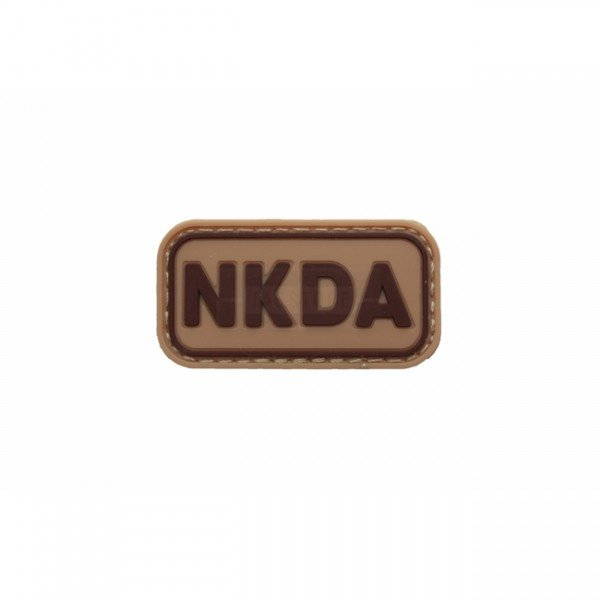 Pitchfork NKDA Patch - Tan