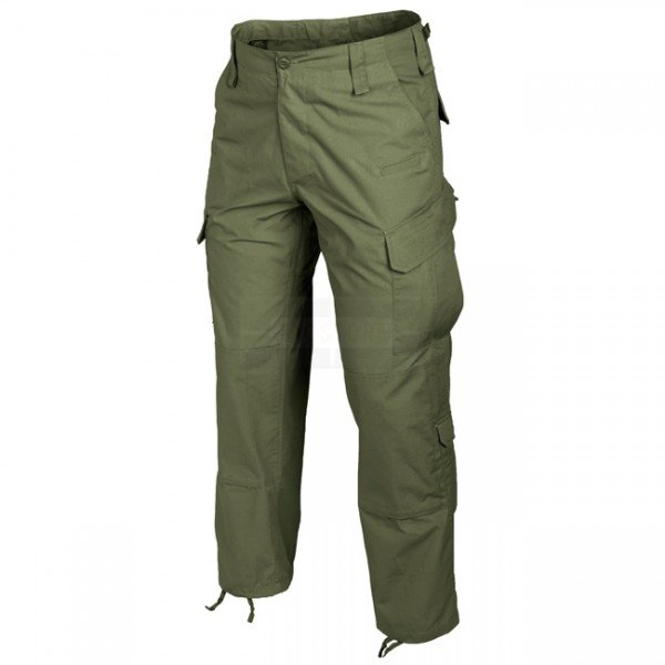 HELIKON CPU Combat Patrol Uniform Pants - Olive Green