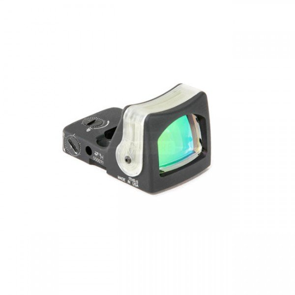 Trijicon RMR Dual Illuminated Sight RM08A - 12.9 MOA Amber Triangle