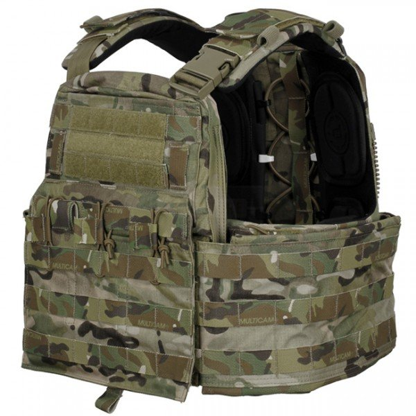 Crye Precision CAGE Plate Carrier & Plate Pouch Set - Multicam