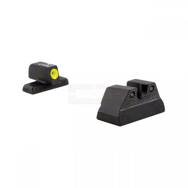 Trijicon HK106Y H&K USP Night Sight Set - Yellow Front Outline