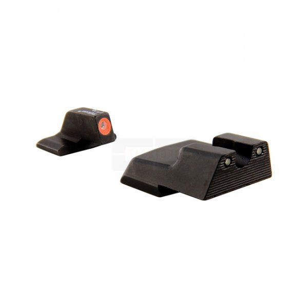 Trijicon HK110O H&K Night Sight Set - Orange Front Outline