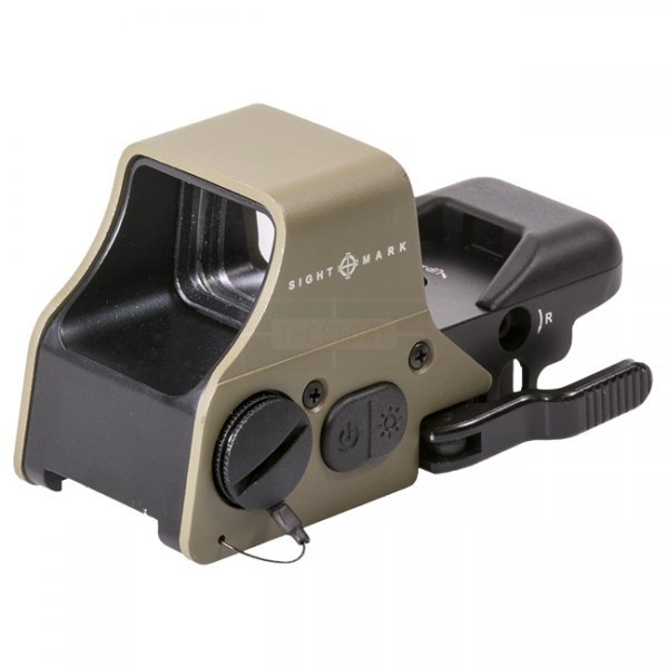 Sightmark Ultra Shot Plus Red Dot Sight - Dark Earth