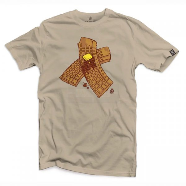 a07dccbbaf316 TacStore Tactical & Outdoor Black Rifle Division Waffle Mag T-Shirt ...