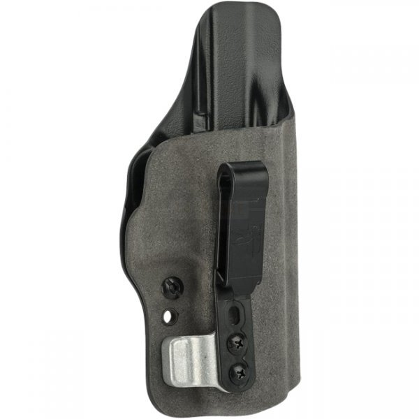 Haley Strategic G-Code INCOG ECLIPSE IWB Full Guard Holster Glock 17 - Grey