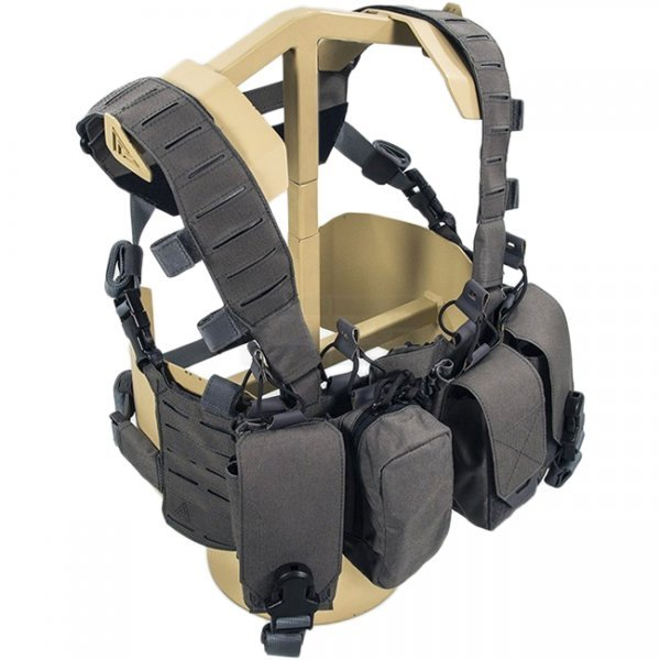 Direct Action Hurricane Hybrid Chest Rig - Urban Grey