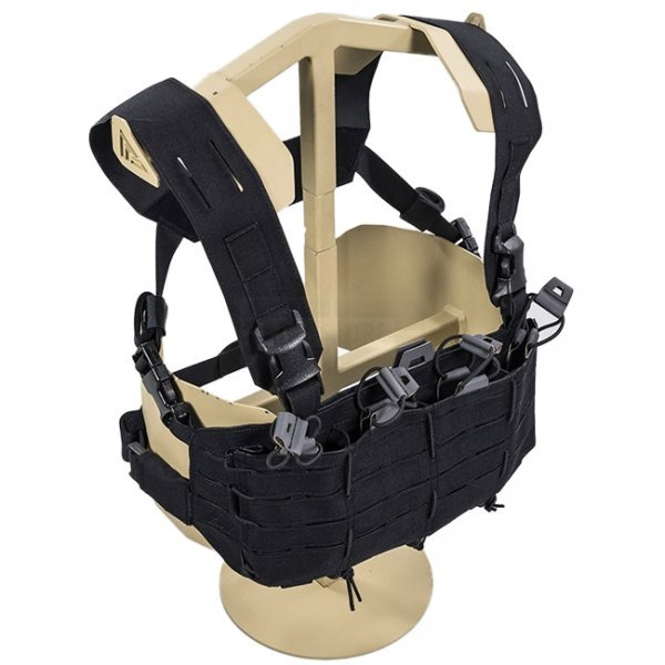 Direct Action Tiger Moth Chest Rig - Black