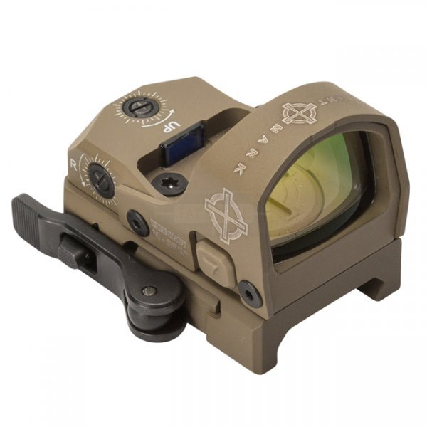 Sightmark Mini Shot M-Spec LQD Reflex Sight - Dark Earth
