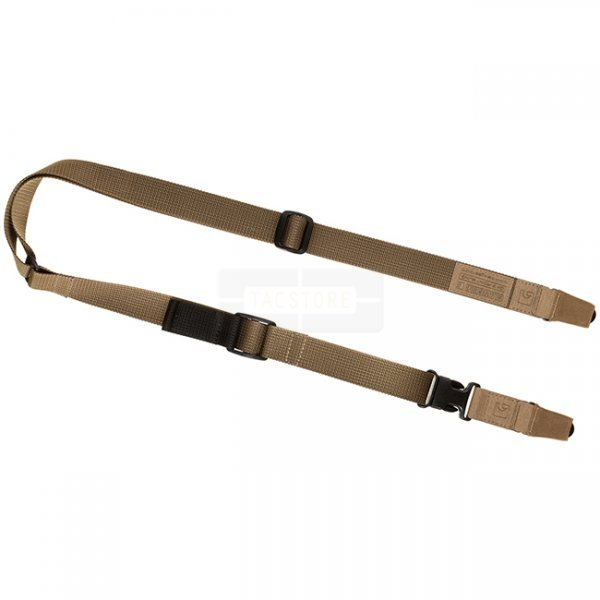 Clawgear QA Two Point Sling Snap Hook - Coyote