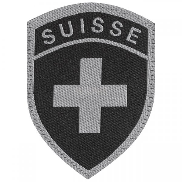 Clawgear Suisse Patch - Black