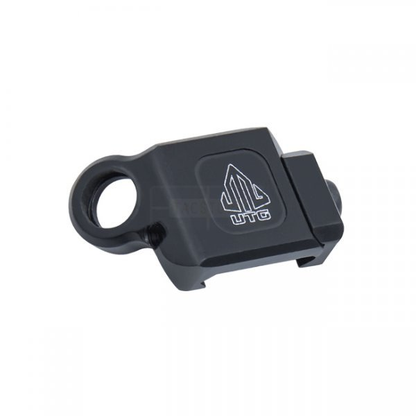 Leapers Low Profile Picatinny Angled QD Sling Swivel Adaptor