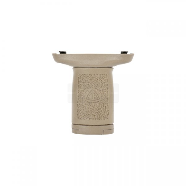 Trinity Force Slim Keymod Vertical Grip - Sand