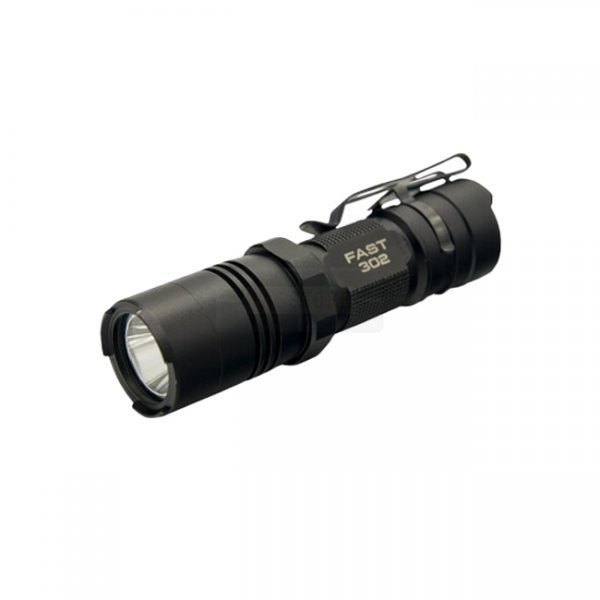 Opsmen FAST 302 Compact Flashlight - Black