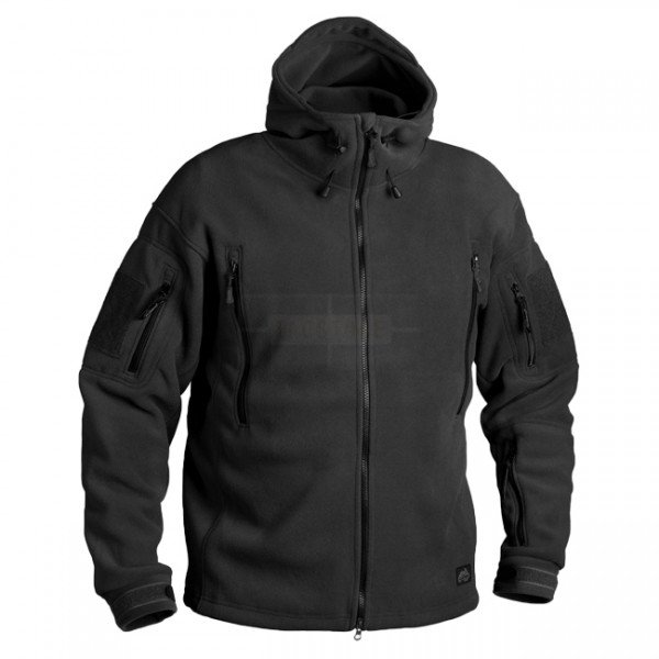 HELIKON Patriot Heavy Fleece Jacket - Black