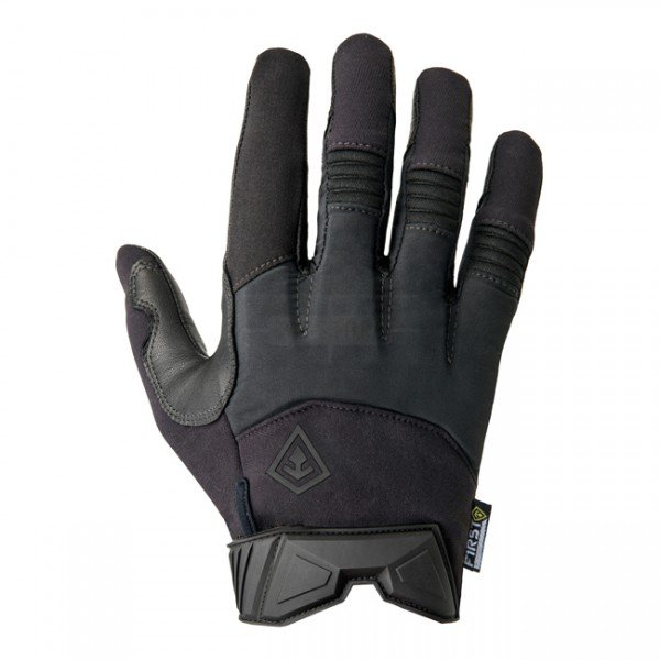 First Tactical Men's Medium Duty Padded Glove - Black