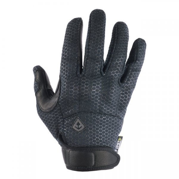 First Tactical Slash & Flash Hard Knuckle Glove - Black - M