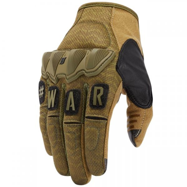 VIKTOS Wartorn Tactical Glove - Coyote - 2XL