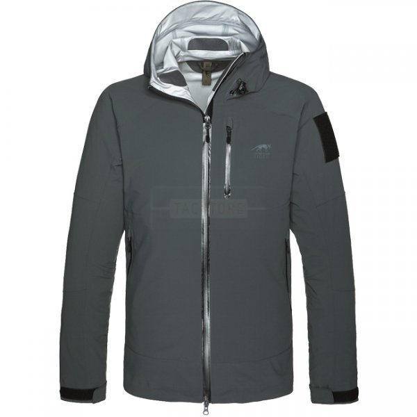 Tasmanian Tiger Dakota Rain M's Jacket MK2 - Darkest Grey - M