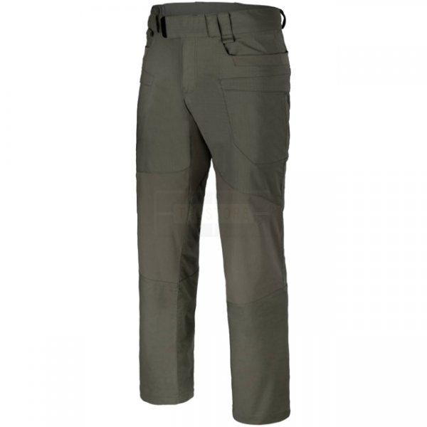 Helikon Hybrid Tactical Pants - Taiga Green - 4XL - Short