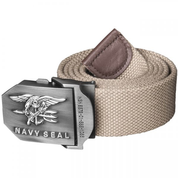 Helikon Navy Seal's Cotton Belt - Khaki - XL