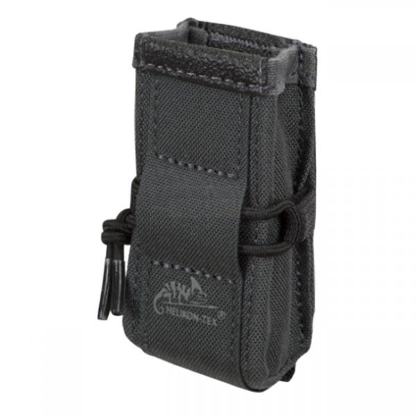 Helikon Competition Rapid Pistol Pouch - Shadow Grey / Black A
