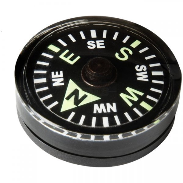 Helikon Button Compass Large - Black