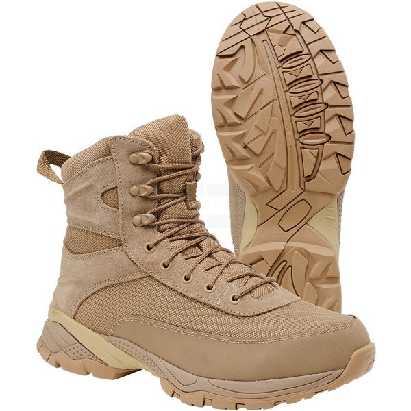 Brandit Tactical Boots Next Generation - Beige - 43