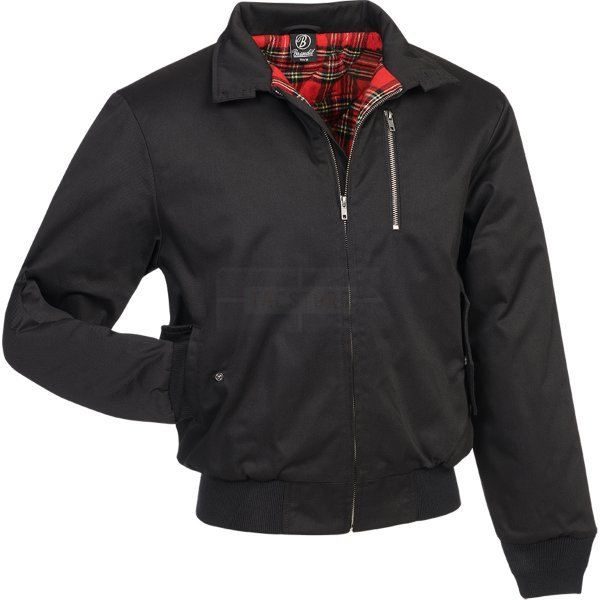Brandit Lord Canterbury Winter - Black - 5XL