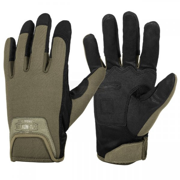 Helikon Urban Tactical Mk2 Gloves - Olive Green - S