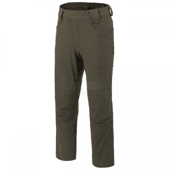 Helikon Trekking Tactical Pants - Taiga Green - M - Short