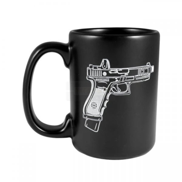 Black Rifle Coffee Rock Out Ceramic Mug