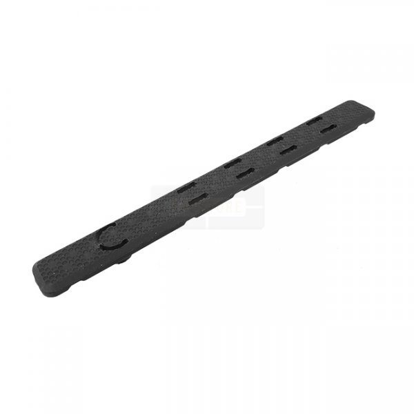 Leapers Low Profile Keymod 5.5 Inch Rail Panel Covers 7pcs - Black