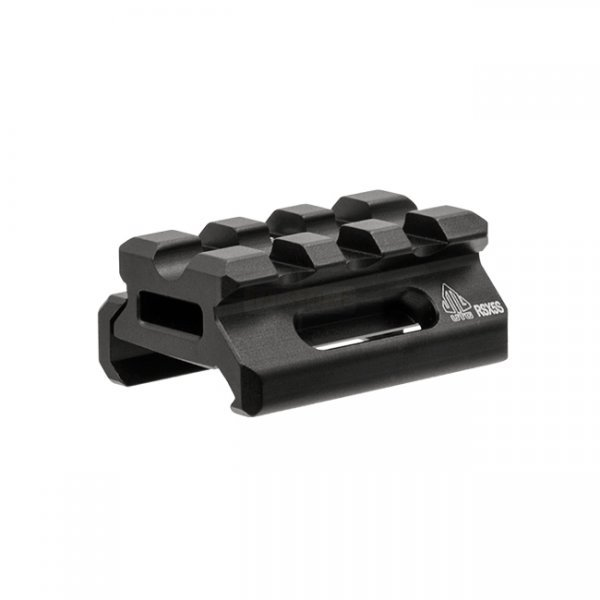 Leapers Super Slim Picatinny 0.5 Inch Riser Mount 3-Slots