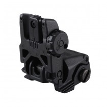 Magpul MBUS GEN2 Rear Back Up Sight - Black