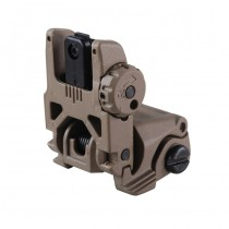 Magpul MBUS GEN2 Rear Back Up Sight - Dark Earth