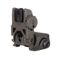 Magpul MBUS GEN2 Rear Back Up Sight - Olive